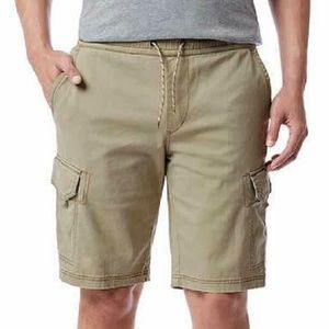 Unionbay Men's Cypress Cargo Short (Desert, L)